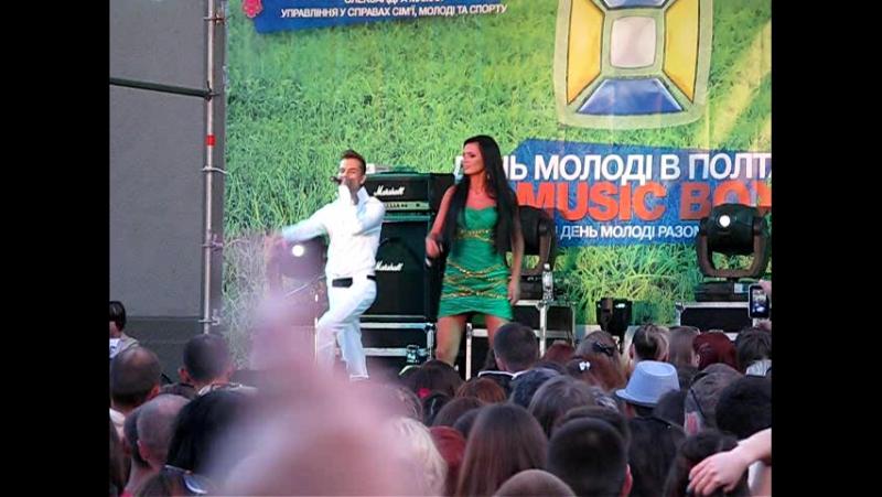 Александр Дебрецени и Марьяна Григорян .