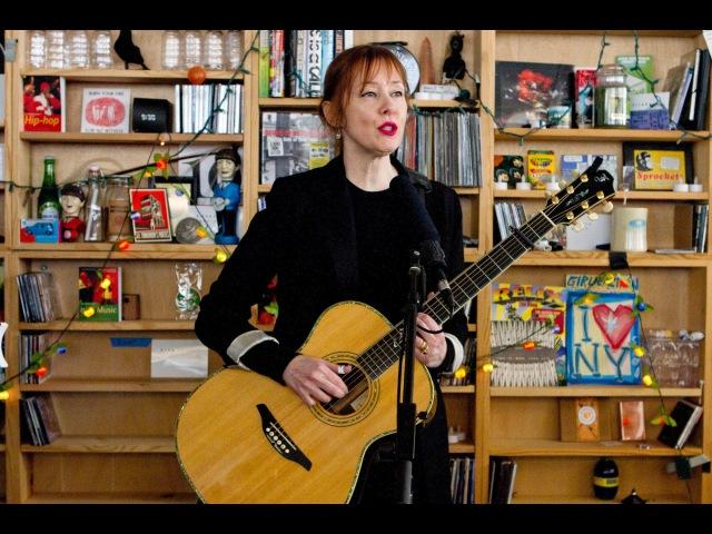 Suzanne Vega NPR Music Tiny Desk Concert