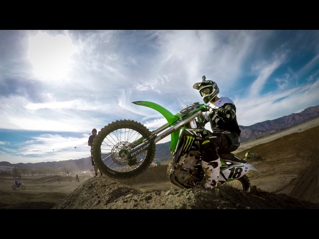 GoPro Life Behind the Handle Bars with Davi Millsaps