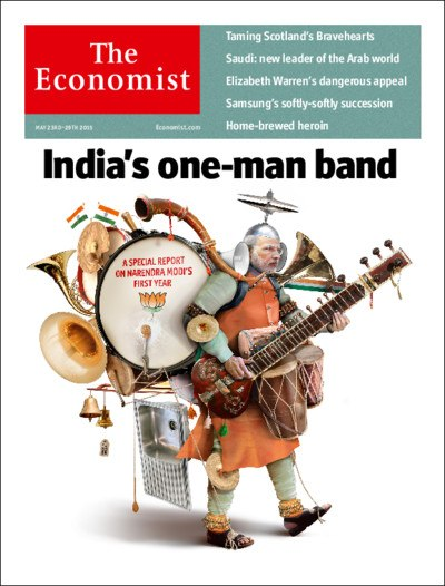 The Economist - 23TH May - 29TH May 2015