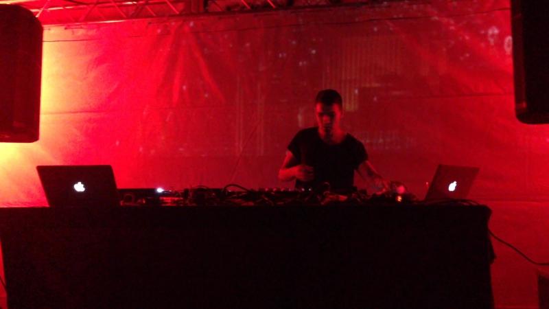 Hordy - Live @ Hardcore Italia Night , Kiev