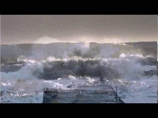 Осень на море (Раймонд Паулс - Блюз под дождем)
