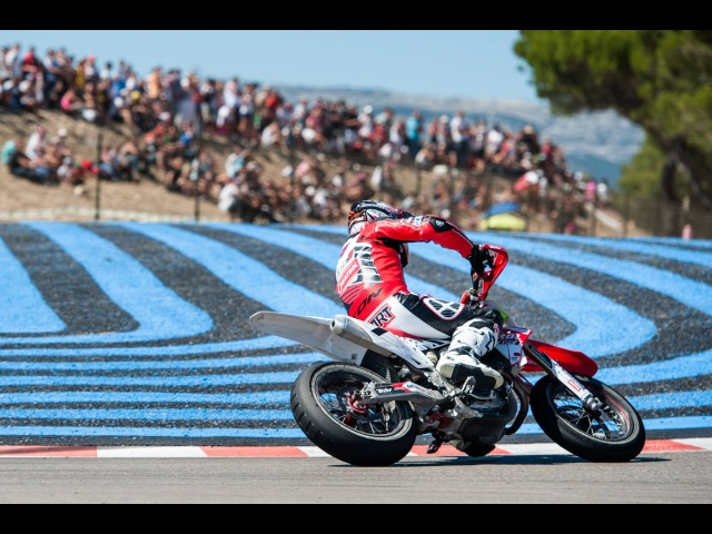 [LUC1] French Supermoto 2014 - Round 7 - Le Castellet