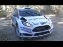 Test M Sport Elfyn Evans Ford Fiesta WRC pre Rally Mexico by Jaume Soler