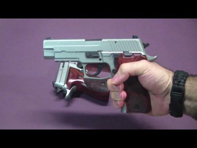SIG Side By Side P226 Elite P229 Elite