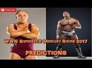 WWN Supershow: Mercury Rising 2017 Pete Dunne vs. ACH Predictions