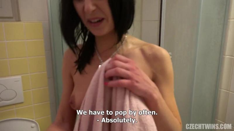 Czech Twins Czech AV Czech Twins 6 Reality, Lesbian, Threesome, Pussy Licking, Gonzo, new porn 2016,