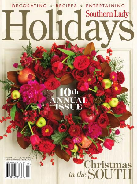 Southern Lady Classics - Holidays - September-October 2016