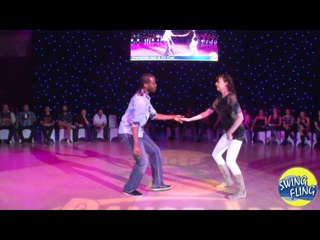 Swing Fling 2016 Champions J J Markus Smith Annmarie Marker