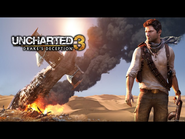 Uncharted 3 Drakes Deception Game Movie (All Cutscenes) 1080p