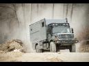 Mercedes Benz Zetros Expeditionsmobil ▬ Probefahrt des Voxformat Varan