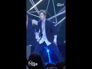 [RAW|YT][] MPD Fancam |Monsta X - Mirotic  | M!Countdown (Jooheon)