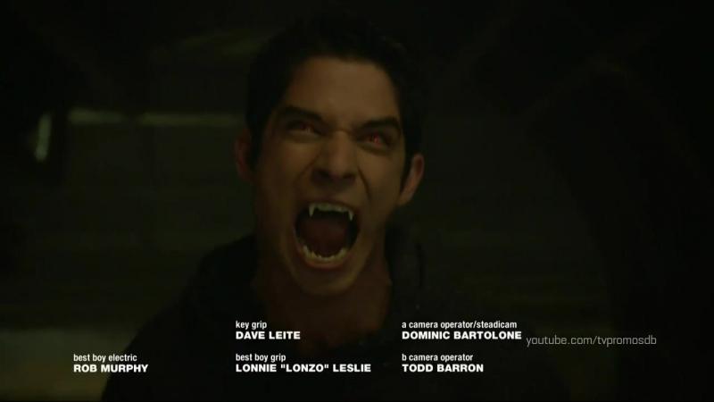 Оборотень Волчонок Teen Wolf 6 сезон 8 серия Промо Blitzkrieg HD