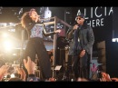 Alicia Keys Jay Z Empire State of Mind LIVE Times Square NYC 2016