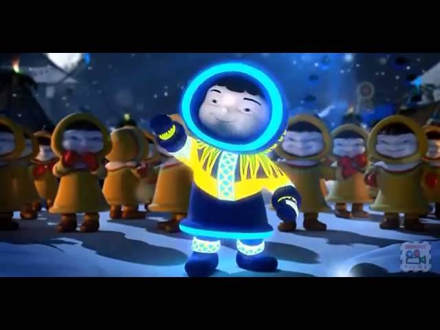 Именное видео поздравление от Деда Мороза 'Заколдованный Город' 2 часть