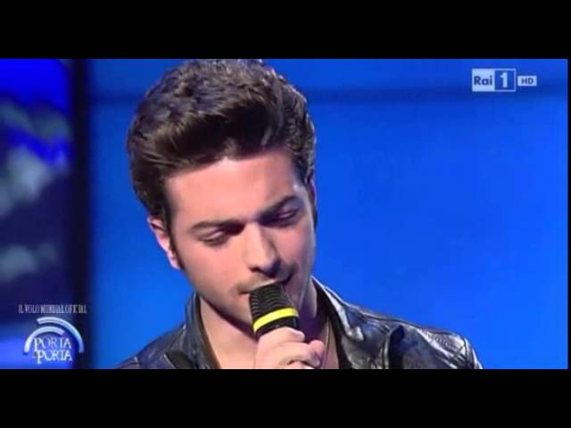 Gianluca Ginoble - Cant help falling in love