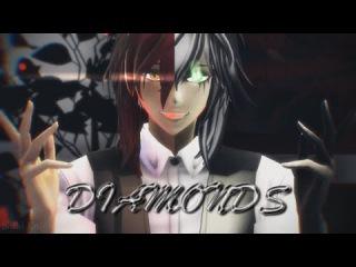 【MMD   Creepypasta】 Jason Toy Maker - Diamonds