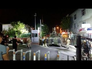 Bir askeri darbe girişimi, Türkiye, İstanbul