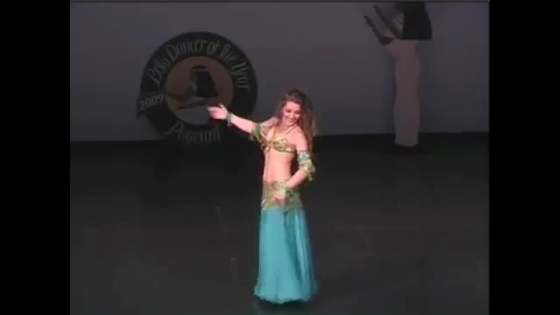 Maria Belly Dancer of the Year 2009 BDOY'09 3