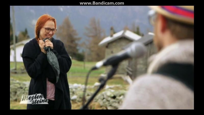 Gregor Meyle Diggin' In The Dirt cover on Stefanie Heinzmann's song new version Meylensteine 9