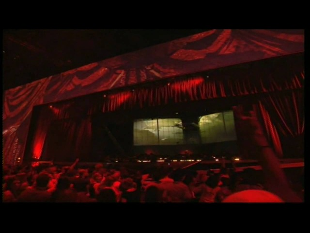 Gorillaz Feel Good Inc Live At The MTV EMA's
