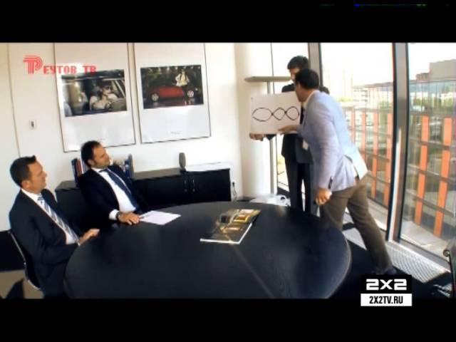 Презентация для BMW от Реутов ТВ