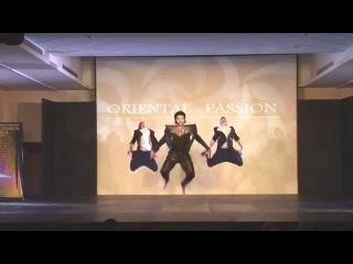 KARAN PANGALI & KSPARK - ORIENTAL PASSION FESTIVAL - BOLLYWOOD MODERN KATHAK DANCE MEDLEY