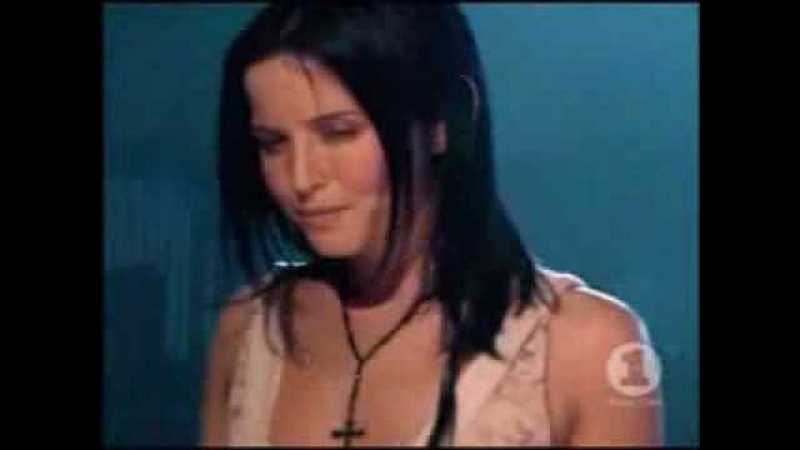 The Corrs Ron Wood - Ruby Tuesday (Live in Dublin 2002)