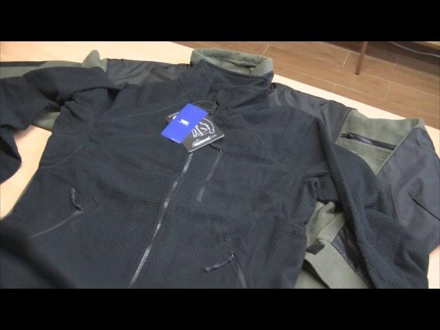 Classic Army Fleece vs Alpha Gird Fleece Helikon Tex SK