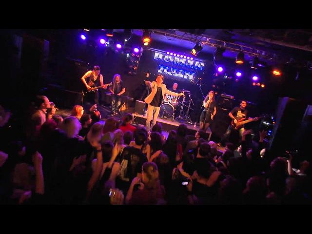 Roman Rain - Кукла (LIVE, 30.05.2013 @ Москва, PLAN B)