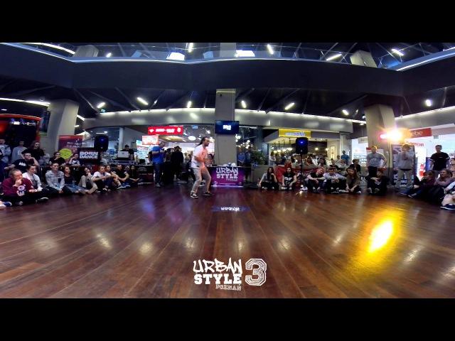 URBAN STYLE 3 / judge showcase - Jasiek