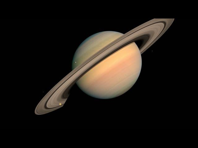 5 6k Saturn Cassini Photographic Animation First 1 minute of footage from In Saturn's Rings