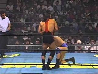 Classic WCW - Paul Roma vs Alex Wright (Superbrawl V) Pt 1/2