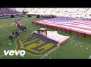 Lady Gaga - Star-Spangled Banner Live at Super Bowl 50