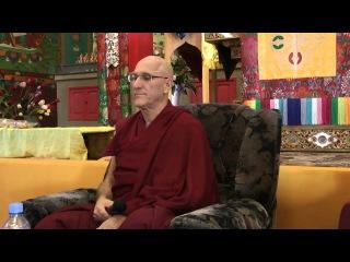 Барри Керзин, основы медитации 1