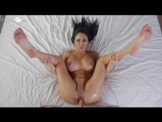 Jackie Wood - Big Breasted Latina