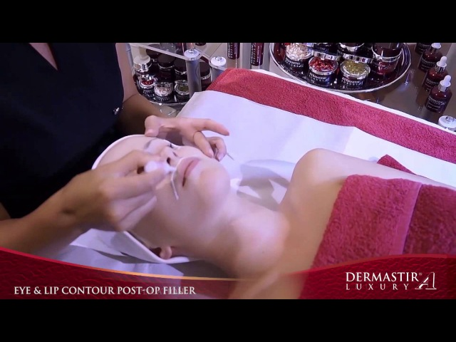 GT002TV Dermastir Eye Contour Post Op Filler Treatment