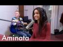 Muzikālā pēcpusdiena AMINATA prezentē jauno singlu Fighter