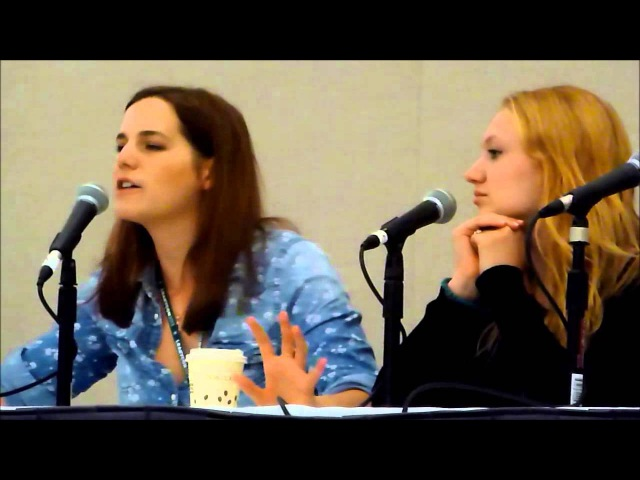 LeakyCon Portland 2013 Body Image Panel with Devin Lytle and Jackie Emerson