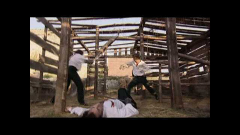 Поединок из фильма Сатисфакция