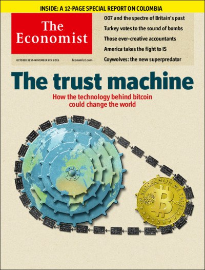 The Economist — 31 October 2015