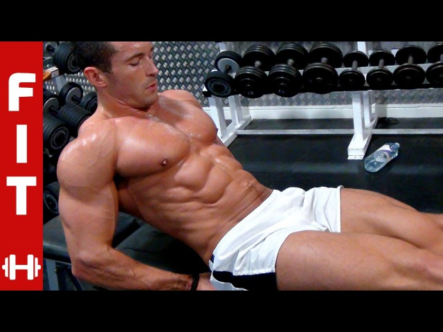 FAT BURNING GERMAN BODY COMP TRAINING with WBFF PRO JAMES