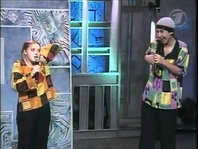 КВН Премьер-лига (2003) 1/2 - Добрянка - Музыкалка