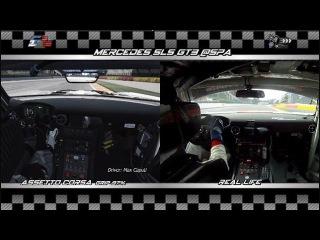 Assetto Corsa vs Real Life. GT3 Comparison @SPA