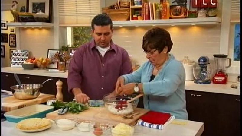 Бадди Валастро - Босс на кухне сезон 1 серия 3