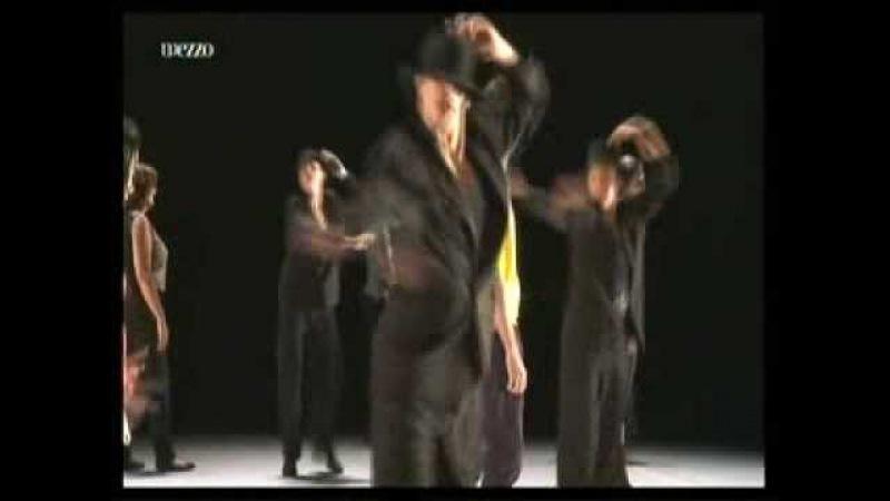 DECA DANCE Batsheva Dance Company Naharin Theatre