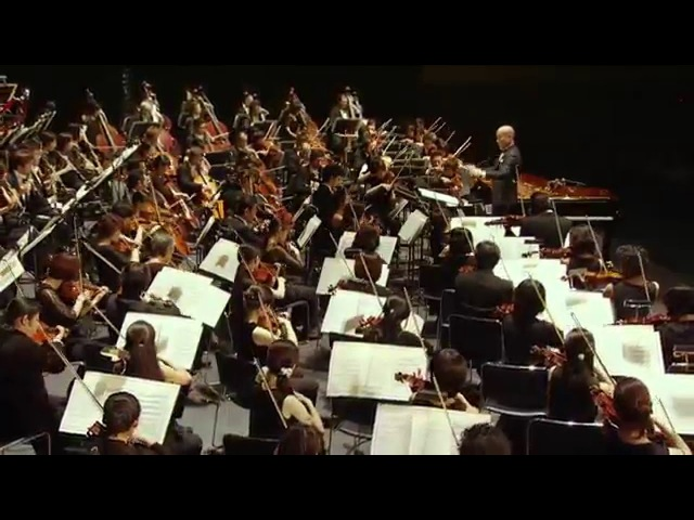 Joe Hisaishi in Budokan Studio Ghibli 25 Years Concert HD 1080p