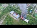 пожар 23 августа в Ногинске