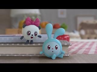 Малышарики - Ушки (27 серия) - Обучающие развивающие мультфильмы для малышей 0-4 лет