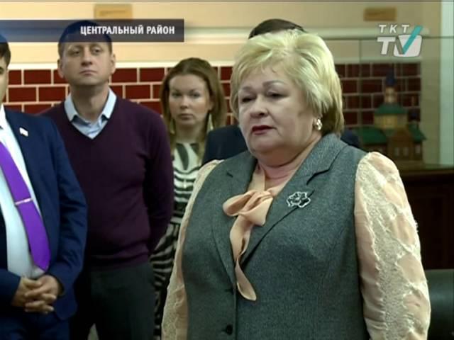 7 призывников Центрального района торжественно проводили в армию в Музее Суворова
